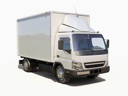 7.5 Tonne Luton Lorry
