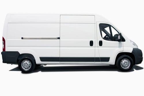 Long Wheel Base Transit Sprinter Van