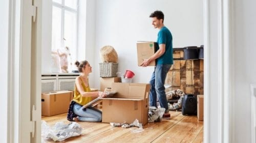 Moving house - cheap removals