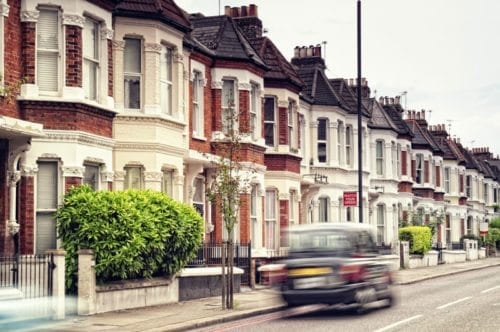 Houses; suburbs; Removals Leeds