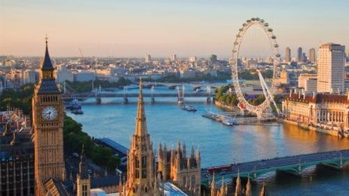 Moving to London; house removals London