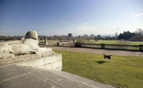 Crystal Palace Park; house removals London