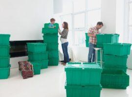 Environmentally friendly packing supplies