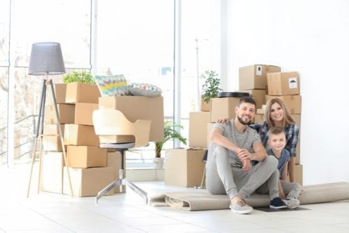 Change of address: notify everyone who needs to know about your family's move