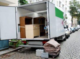 Storage companies also offer truck rentals