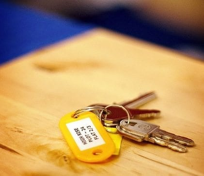 Getting the keys to your new home - conveyancing
