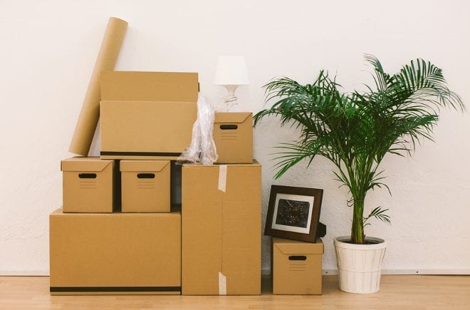 Packing your items to be ready for your international removals