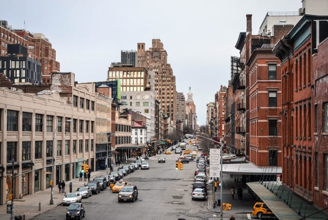 relocation to New York from the UK