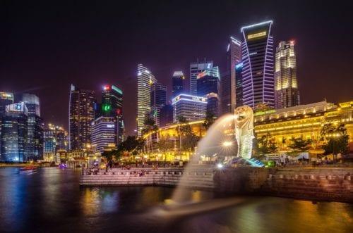 Moving to Singapore